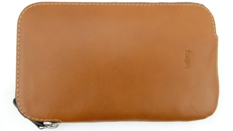 Bellroy Phone Pocket Plus in Caramel