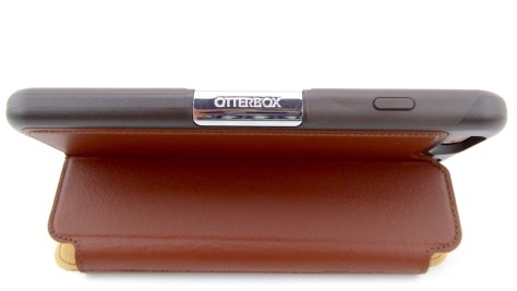 OtterBox Strada for iPhone 6s Plus-Back Stand View