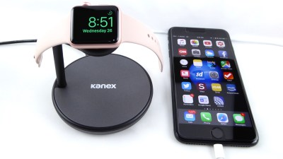 GoPower Apple Watch Stand: Apple MFi Certified With Inductive Charging Built in!