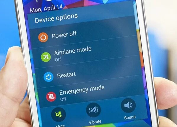 How to turn off Safe Mode