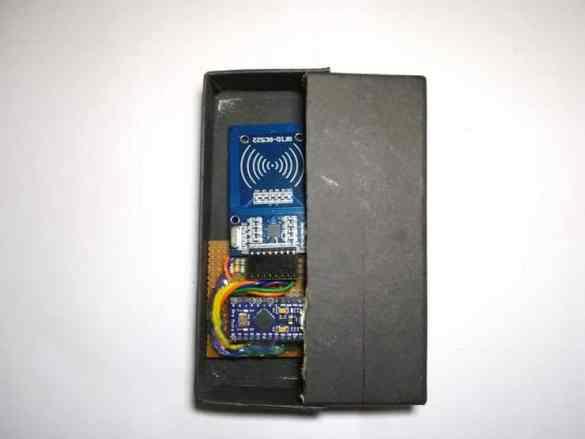 مشروع أردوينو: قفل وفك قفل حاسوبك بإستخدام قارئ الكرت RFID