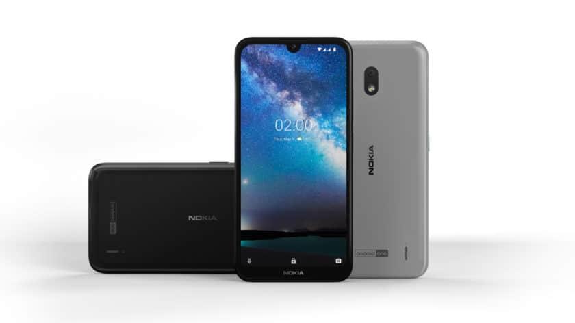 الاعلان رسمياً عن هاتف نوكيا 2.2 بسعر 99 يورو