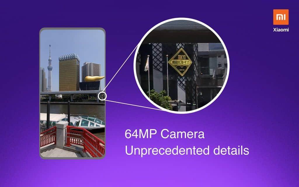 هاتف Xiaomi القادم سيأتي بكاميرا بدقة 64 و 108 ميجا بكسل