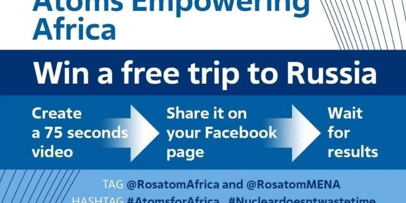 Atoms Empowering Africa