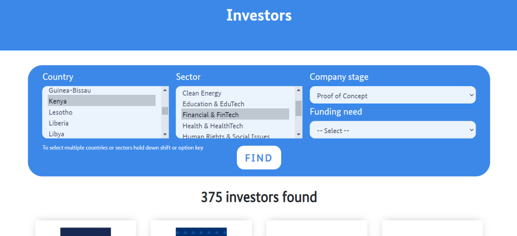 funding for your startup