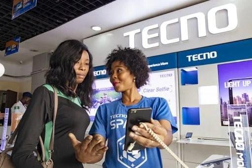 Africa's top smartphone brand