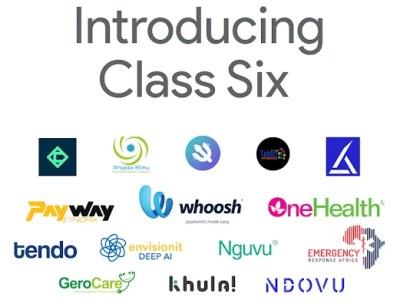 class six of google