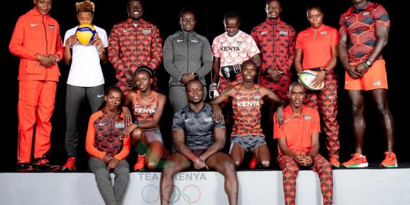 Team kenya