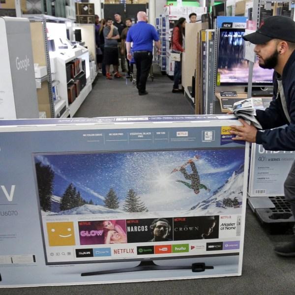 Samsung disable TVs