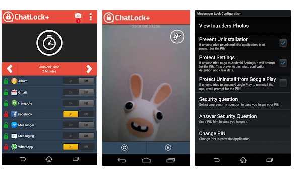 Messenger and Chat Lock (ChatLock +)