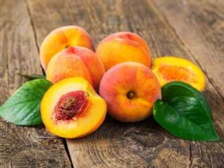 Characteristics of the 8th peach