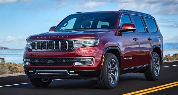 Jeep Wagner 2022