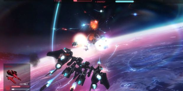 The best space games