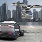 Airbusが描く「自動運転カー」と「自動飛行ドローン」で作る未来の都市交通