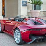 750kg&500馬力の流麗なスポーツカーにもかかわらず格安な「Rezvani Beast」