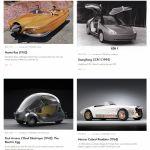 コンセプトカーの歴史を学べるグラフィックサイト「Old Concept Cars」