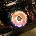 12コア/24スレッドのRyzen 9 3900XをX370のMini-ITXマザーボードで動かす【あくまで仮組み】