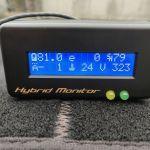 アウトランダーPHEVのバッテリーマネジメントのために「ハイブリッドモニター」を導入してみた【レビュー】