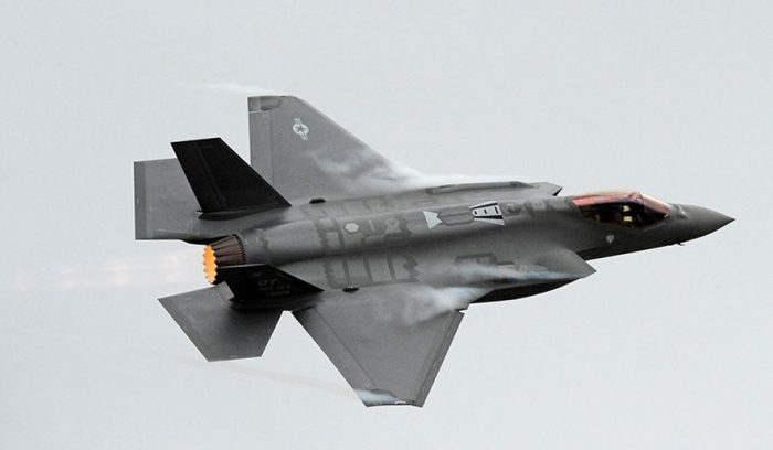 Best aircrafts in the world Lockheed Martin F-35 Lightning II