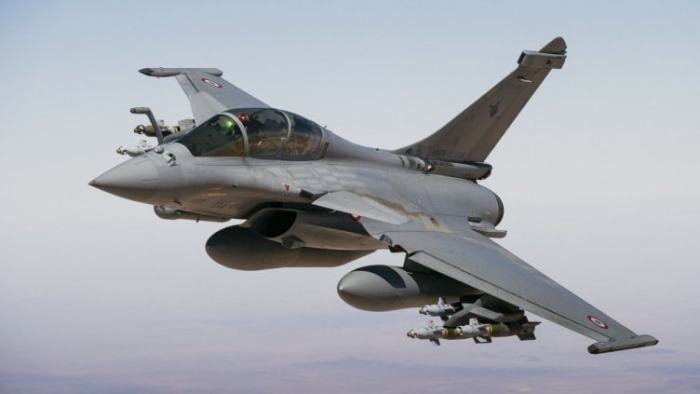 Top powerful aircrafts Dassault Rafale