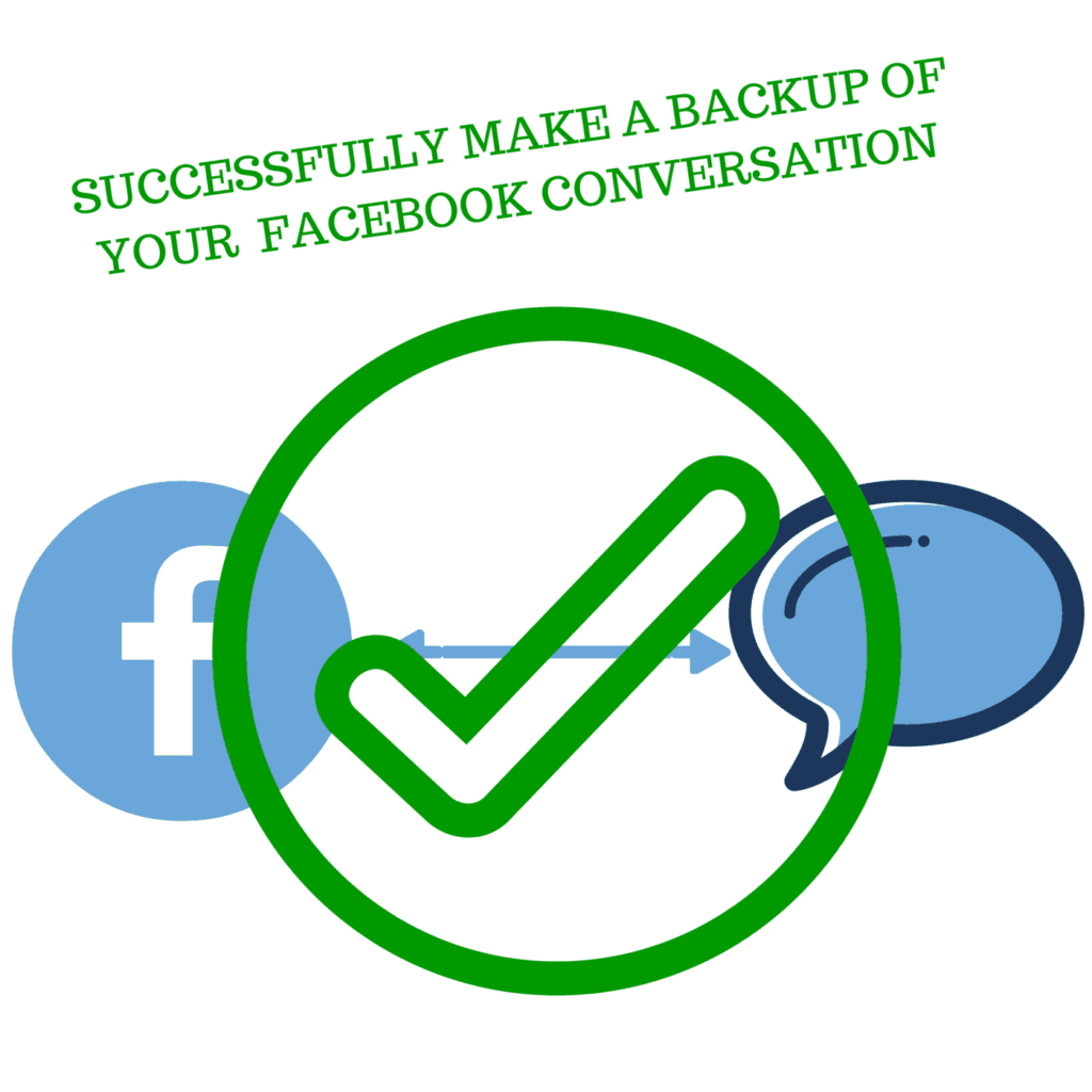 Make a Backup of Your Facebook Conversation [How To]