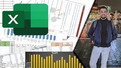 Photo of كورس اكسيل من البدايه حتي الاحتراف – Microsoft Excel 2019 مجاناً