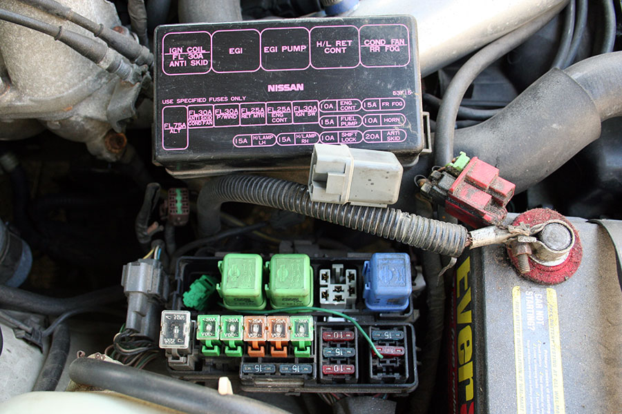 Silvia_fogs_11?resize\\\\\\\=665%2C443 1992 240sx fuse box wiring diagrams wiring diagrams Fastback 240SX Fuel Pump Fuse at bayanpartner.co