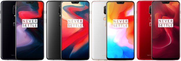 OnePlus6-4colors