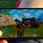 Fortnite no OnePlus 6