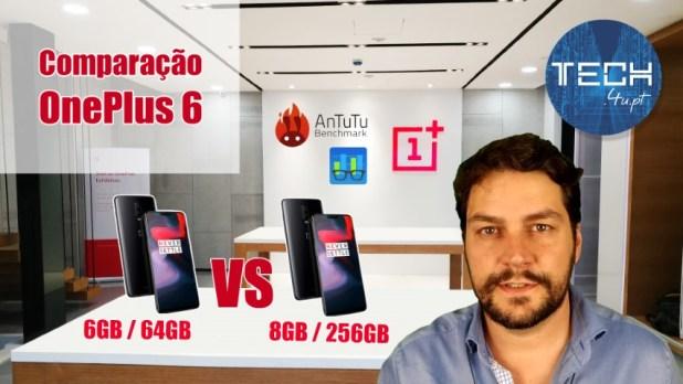 OnePlus 6 A6000 vs A6003