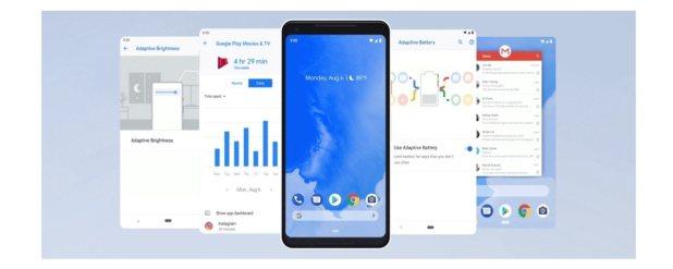 android pie - funcionalidades