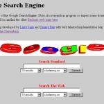 Google depois do Backrub