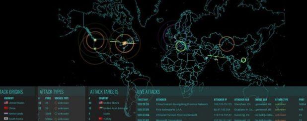 Ataques em tempo real