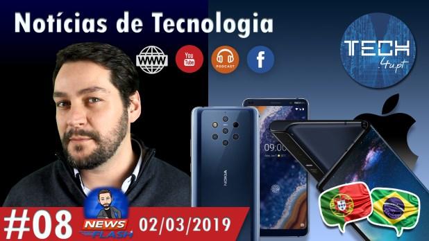 Notícias de tecnologia #08