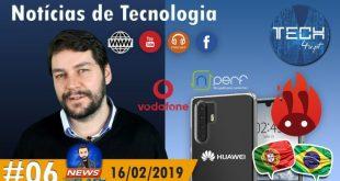 Notícias de tecnologia #06