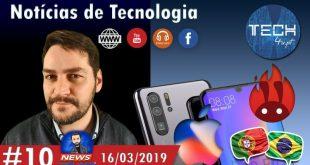 Notícias de Tecnologia #10