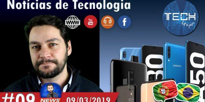 Notícias de Tecnologia #09