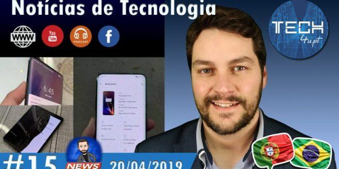 Notícias de Tecnologia EP.15