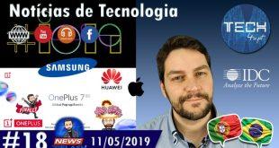 Notícias de Tecnologia #18