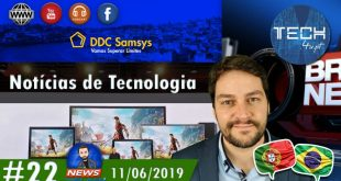 Notícias de Tecnologia #22