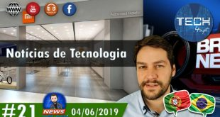 Notícias de Tecnologia #21