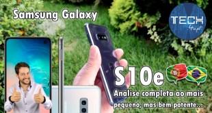 Samsung Galaxy S10e português