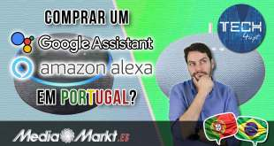 Alexa Google Portugal
