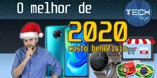 O melhor em 2020