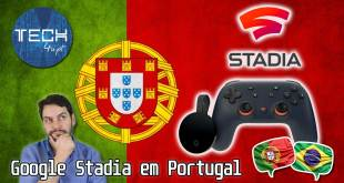 Google Stadia Portugal