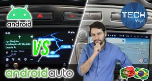 Rádio Android vs Android Auto