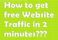 free website traffic