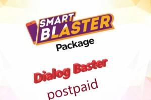 Dialog postpaid blaster 2019