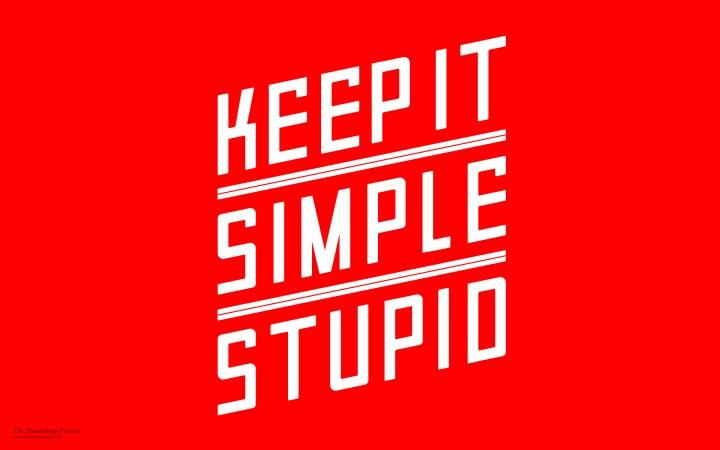KeepItSimpleStupid-1920x1200