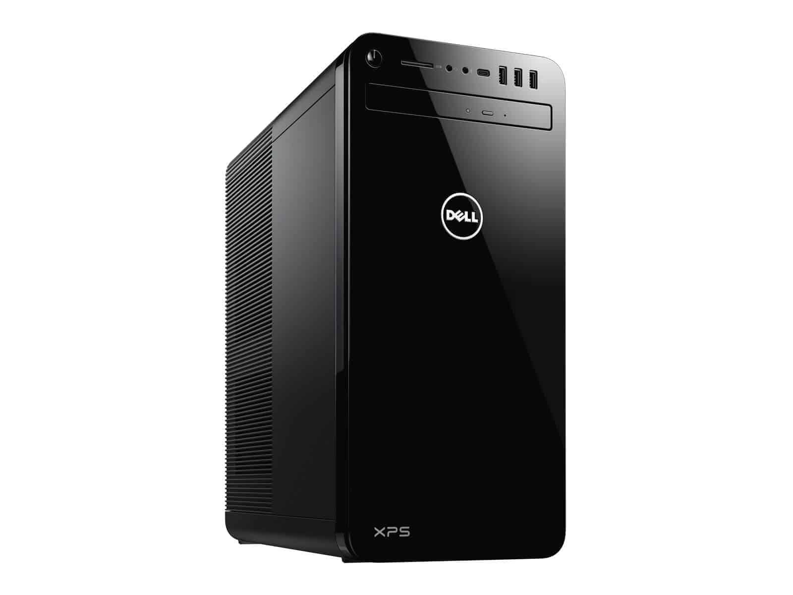 Dell XPS 8930 DT i7-8700 16GB 256GBSSD+2TB DVD